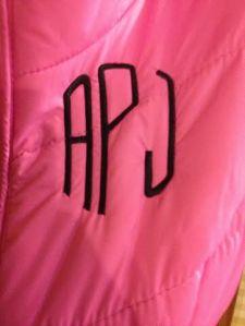APJmonogram